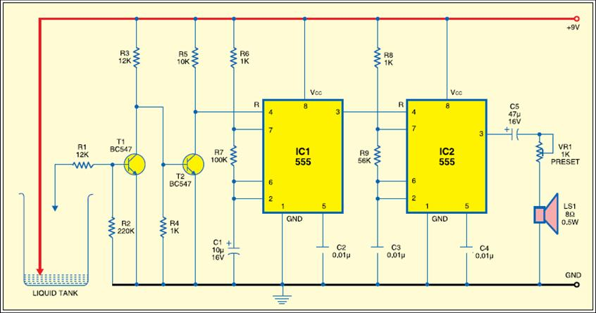 water level controller pdf free download