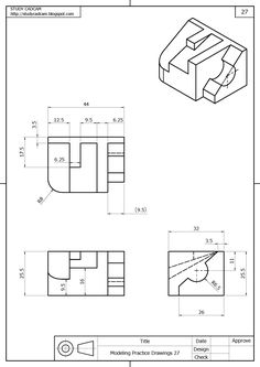 isometric drawing exercises with answers pdf