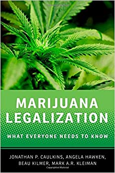 marijuana legalization what everyone needs to know pdf