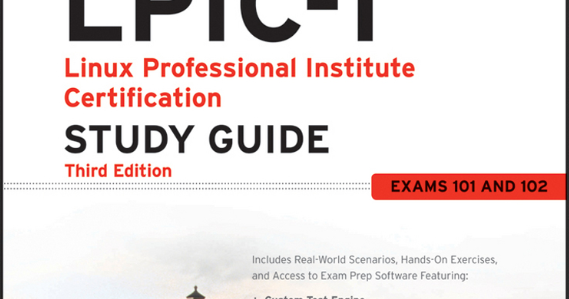lpic 1 linux professional institute certification study guide pdf