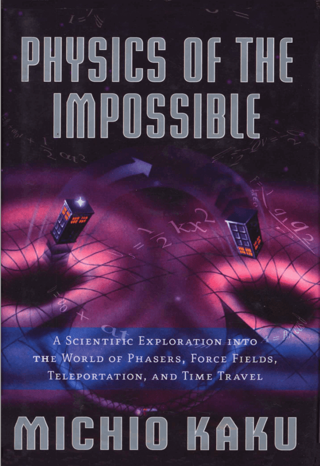 physics of the impossible pdf download