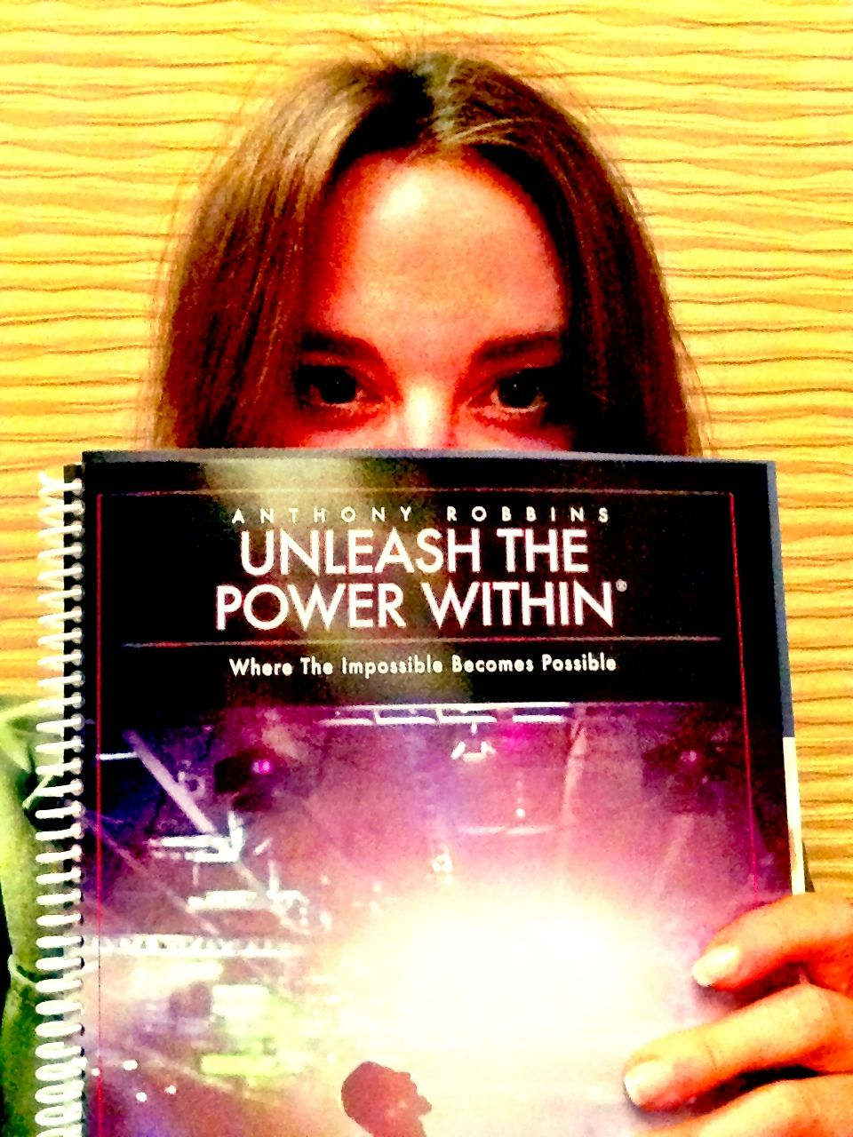 anthony robbins unleash the power within pdf