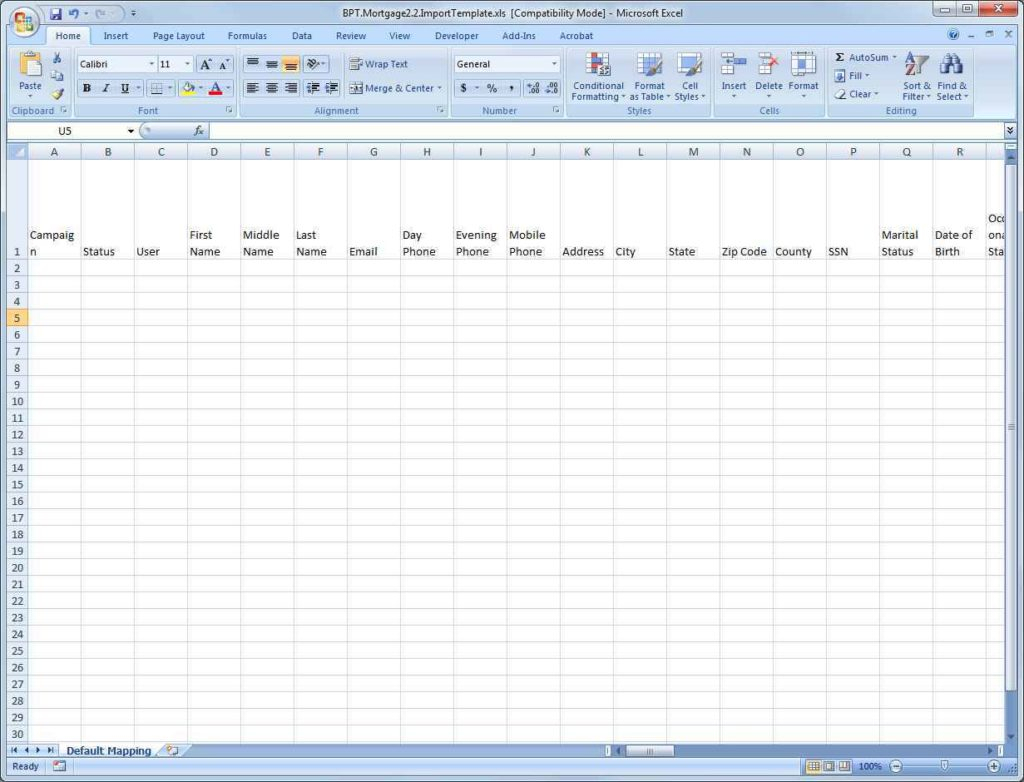 how to convert pdf to excel offline