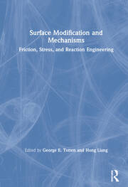surface modification and mechanisms friction stress and reaction engineering pdf