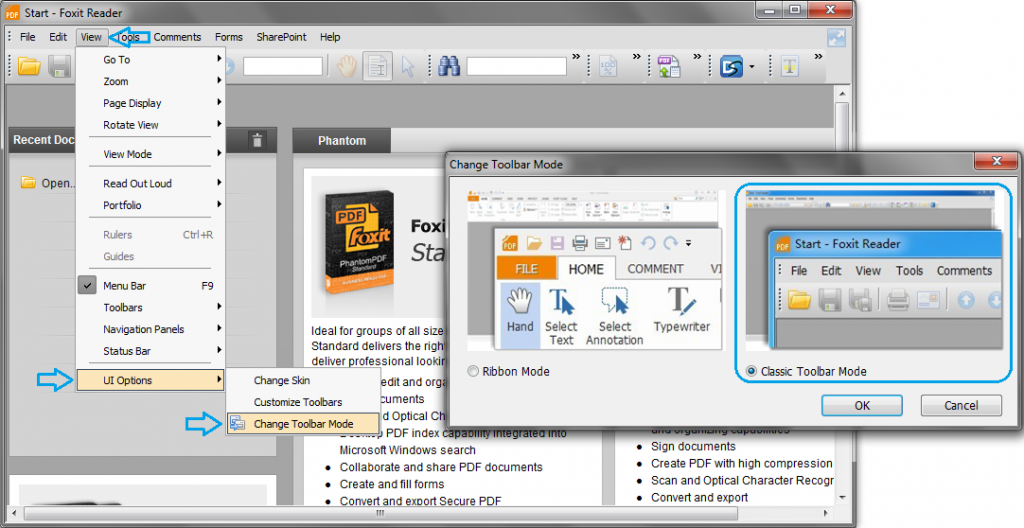 foxit pdf viewer for windows 7