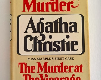the murder at the vicarage pdf