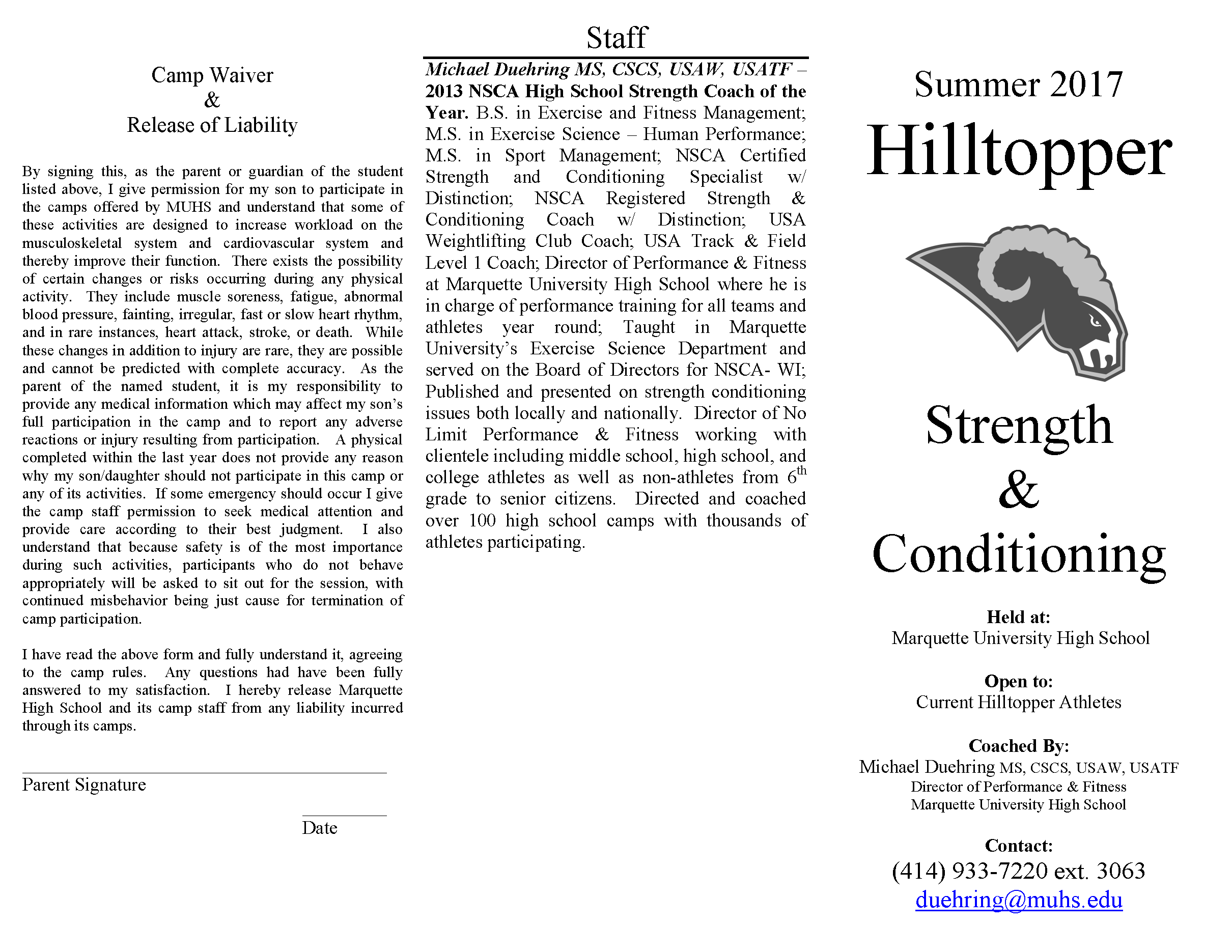 hockey strength and conditioning pdf