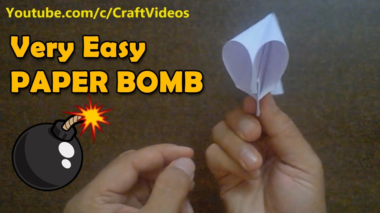 how to make a simple bomb pdf