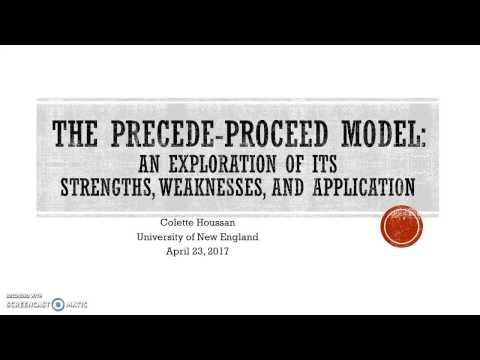 precede and proceed model pdf