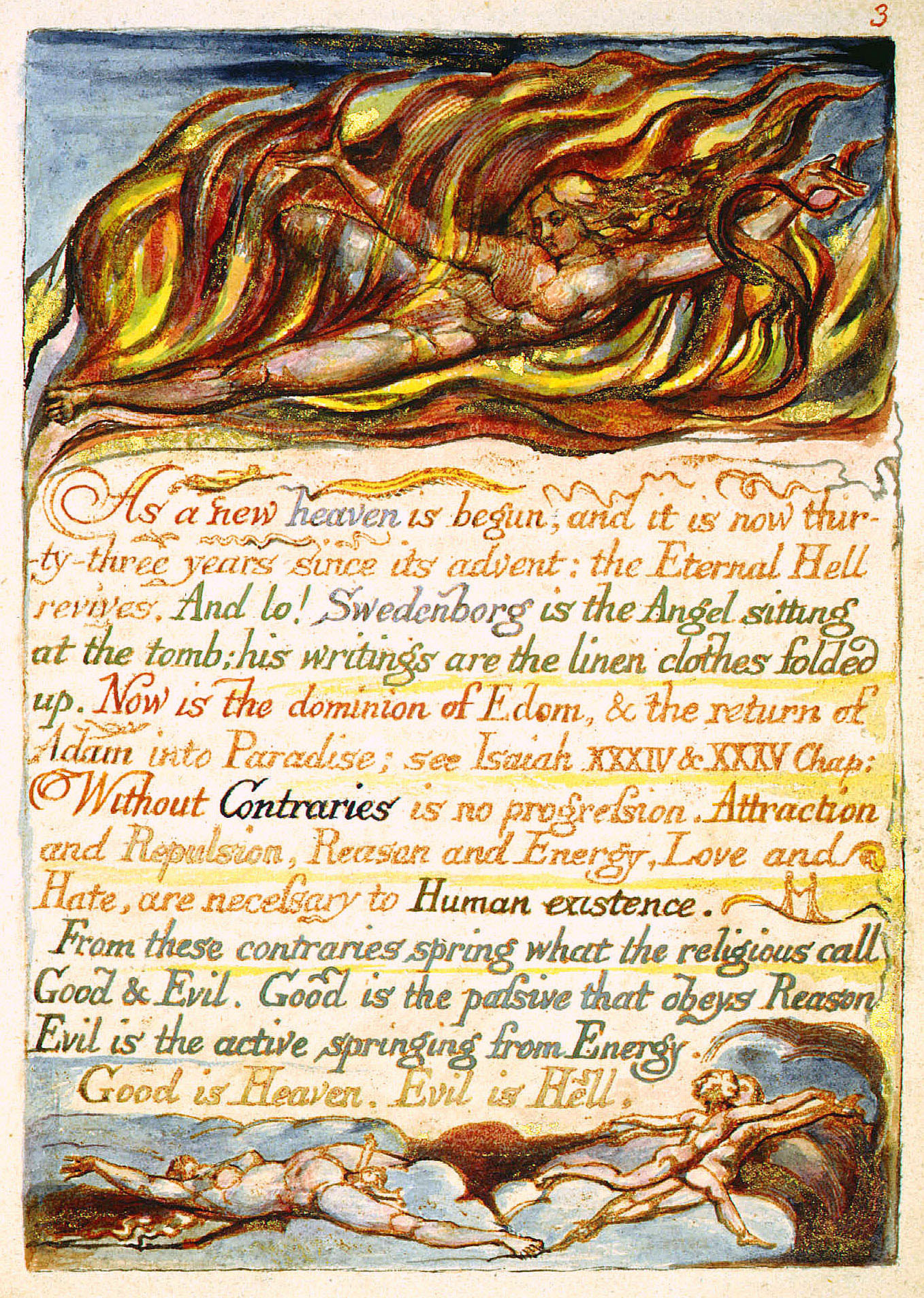 william blake heaven and hell pdf